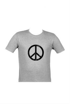 Conceptees Printed Men's Round Neck T-Shirt