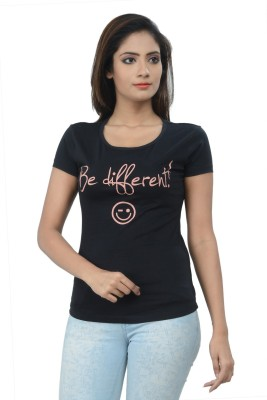 TSG Breeze Printed Women,s Round Neck T-Shirt