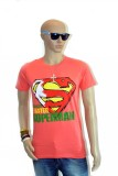 Rainbows Graphic Print Men's Round Neck ...