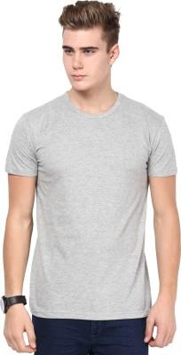Inkovy Solid Men's Round Neck T-Shirt