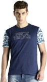Kook N Keech Printed Men's Round Neck Mu...