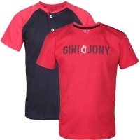 Gini & Jony Boys Solid(Red) best price on Flipkart @ Rs. 488