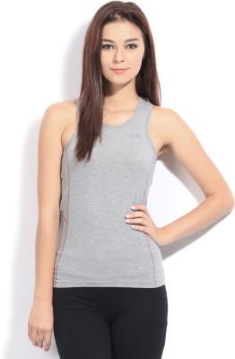Fila Solid Women's Round Neck T-Shirt
