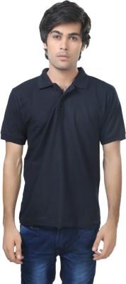 Louis Mode Solid Men's Polo Neck T-Shirt