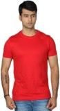 BrandTrendz Solid Men's Round Neck Red T...