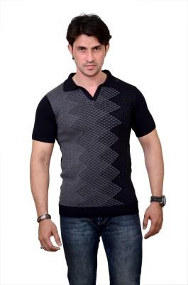 AlvinRoyalSpirit Applique Men's Polo T-Shirt