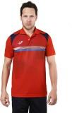 Sportiff Self Design Men's Polo Neck T-S...