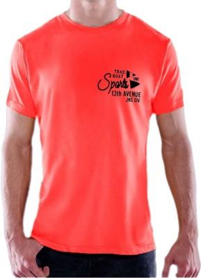 13th Avenue Graphic Print Men's Round Neck T-Shirt