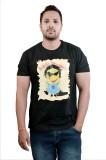 Tresor Printed Men's Round Neck T-Shirt