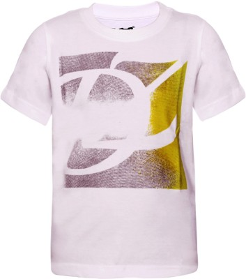 Dreamszone Printed Boy's Round Neck T-Shirt