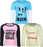 Gkidz Top For Casual Cotton Top (Multico...