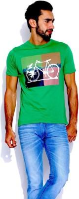 Go-Art Printed Men,s Round Neck T-Shirt