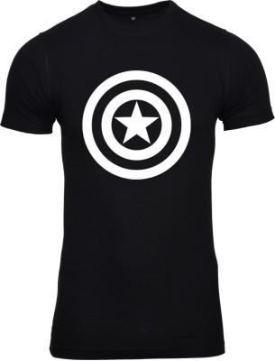 Avenster Sport Graphic Print Men's Round Neck T-Shirt