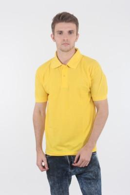 Escrow Solid Men's Polo T-Shirt