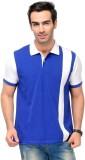 Yepme Solid Men's Polo Neck Blue, White ...