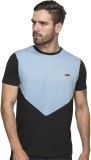 Enquotism Solid Men's Round Neck Multico...