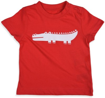 Mothercare Printed Round Neck T-Shirt