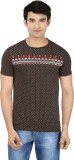 Minute Merge Printed Men's Round Neck Br...