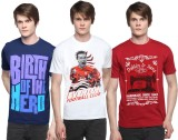 Bodymate Graphic Print Men's Round Neck ...