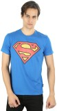 Planet Superheroes Graphic Print Men's R...