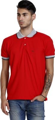 Black Catz Solid Men's Polo T-Shirt