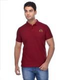 Surly Self Design Men's Polo Neck Red T-...