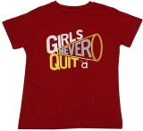 Anthill Girls Solid (Red)