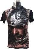 Zeroline Printed Men's Round Neck Multic...