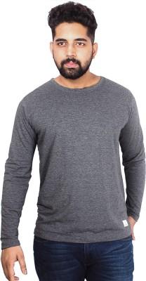 Arcanumz Solid Men's Round Neck T-Shirt