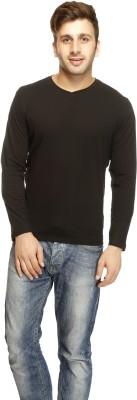 Gritstones Solid Men's T-Shirt