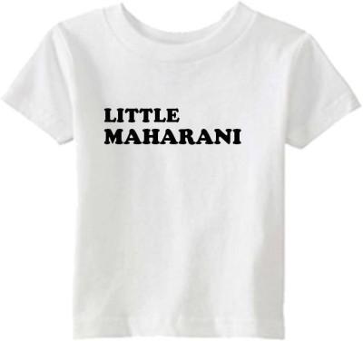 Chota Packet Solid Baby Boy,s, Baby Girl's Round Neck T-Shirt
