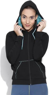 Fila Full Sleeve Solid Women's Jacket