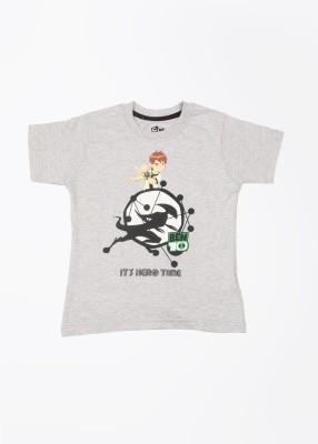 Ben 10 Boy's T-Shirt