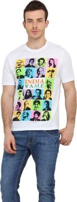 Filmwear Graphic Print Men's Round Neck T-Shirt