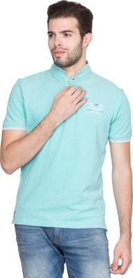 Fort Collins Solid Men's Fashion Neck T-Shirt