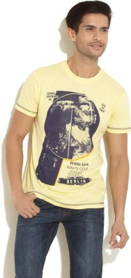 Riot Jeans Printed Men's Round Neck T-Shirt