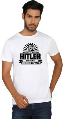 SayItLoud Graphic Print Men's Round Neck T-Shirt