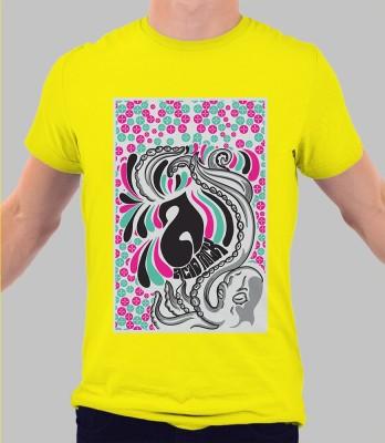 Merchbay Embroidered Men's Round Neck T-Shirt