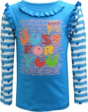 Blueriver Girls Graphic Print (Blue)