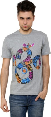 Rang Rage Animal Print Men's Round Neck T-Shirt