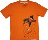 Rang Rage Girls Self Design (Orange)