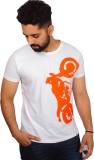 Arcanumz Graphic Print Men's Round Neck ...