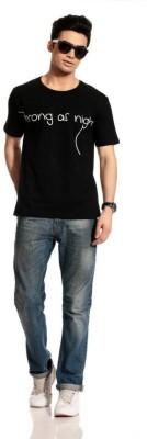 Juhi Collection Printed Men's Round Neck T-Shirt