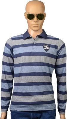 Westbury Striped Men's Polo Multicolor T-Shirt