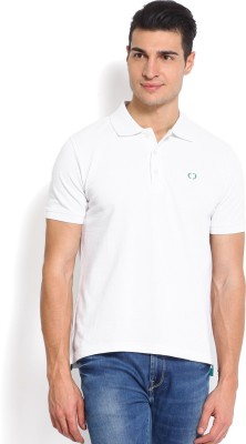 Nord51 Solid Men's Polo White T-Shirt