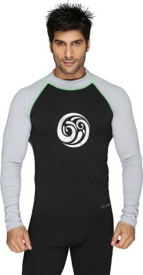 Aquamagica Printed Men's Round Neck T-Shirt