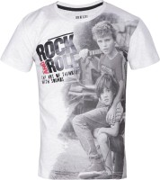 Gini & Jony Boys Solid(Grey) best price on Flipkart @ Rs. 346