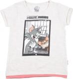 Tom & Jerry Girls Printed (White)
