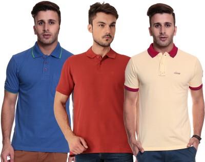 TSG Breeze Solid Men's Polo T-Shirt