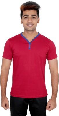 Moxi Printed Men's V-neck T-Shirt